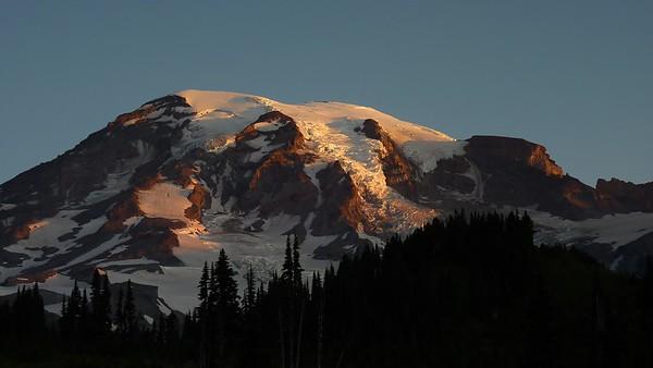 Mt Rainier & Paradise