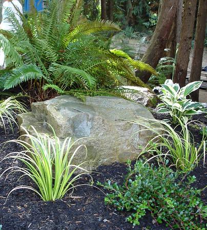'Northwest Passage' Garden